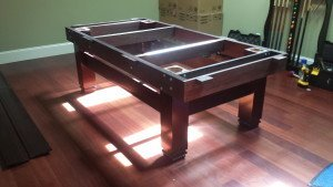 Pool and billiard table set ups and installations in Kissimmee Florida