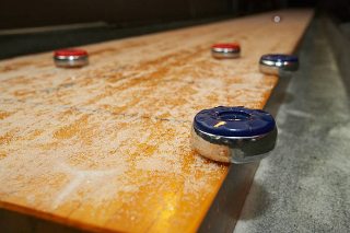 SOLO® Shuffleboard Movers Kissimmee, Florida.